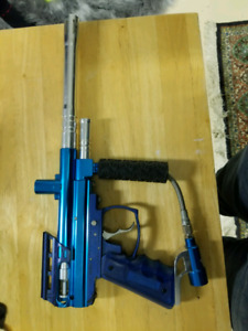 Paintball gun spyder vector 2 50$