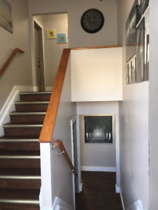 One (1) Bdrm Apartment (Cozy/Renovated/Upgraded ) Lloydminster
