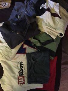 Assortment of Men's Work Shirts (size large) Kitchener / Waterloo Kitchener Area image 1