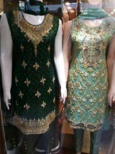 Pakistani & Indian Wedding Wear