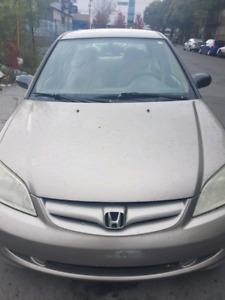 Honda Civic2005 Automatic plus Winter/Summer Tires