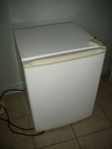 Danby Compact fridge with the freezer compartment