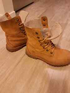 Women's Timbaland boots size 5.5