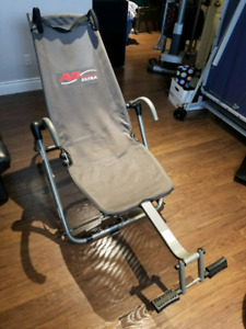 """Chaise d'exercices """"Ab Lounge Ultra"""" Exercise chair"""