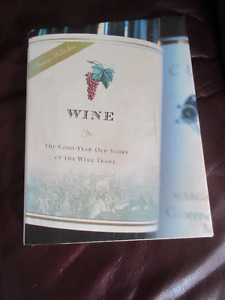 Wine - The 8000 Year Old Story of the Wine Trade   Must read