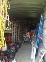 1/2 price deal trailer and tools package deal