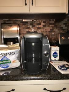 Bosch Tassimo Coffee Maker