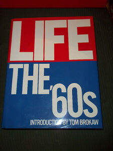 Life:The 60's Hardcover Book 1989 First Edition