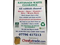 All rubbish clearance, waste removal, houses cleared,demolition,office strip out cheaper than a ski