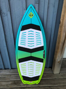 CWB WAKESURF KATANA - Advanced Board