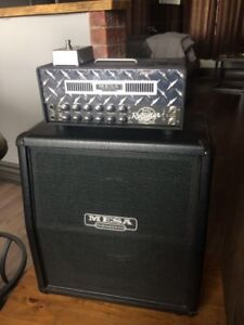 Mesa Boogie Mini Rectifier and Cabinet
