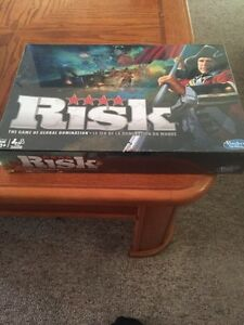 RISK THE BOARD GAME.