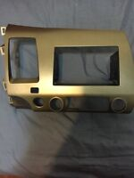 2006-2011 Honda Civic Double Din Adapter/Faceplate