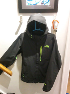 North Face Drizzle Rain Jacket