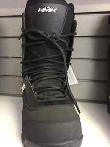 HMK Lace Up Snowmobiling or Winter Boots Sz 11