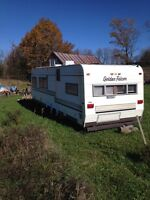 RV trailer for sale Golden Falcon $2500