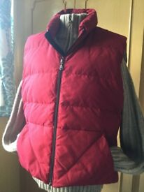 Gilet Coat Goose Down Bodywarmer Jacket