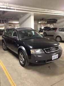 2005 Audi Allroad qutro Wagon