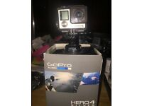 Gopro HERO4 Silver/Surf