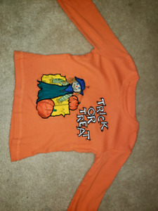 3t halloween shirt excellent condition