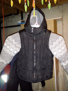 Size 5 boys winter coat