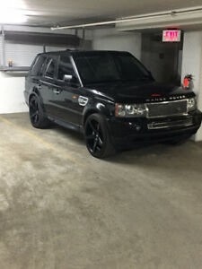 2008 Range Rover Sport Super Charged + Add Ons ]