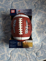 Authentic Wilson CFL Game Ball