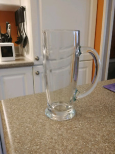 8 princess house beer mugs 16oz