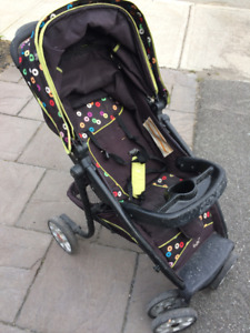 Safety First So-Oh Stroller