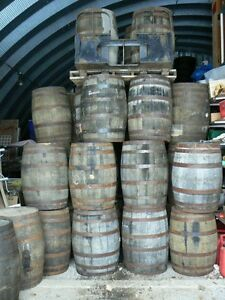 $175.00Whiskey Barrels $95.00 Planters Incl Delivery to NB