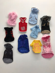 BEAUTIFUL-EXCELLENT QUALITY DOG'S CLOTHES