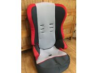 Car seat booster seat suitable for age 4 to 12 years nania