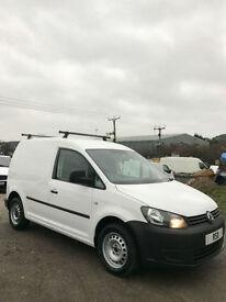 64 2014 Volkswagen Caddy 1.6TDI C20 Startline - NO VAT TO PAY