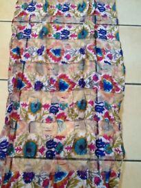 💜💖💙 Beautiful new tagged long pashmina shawl