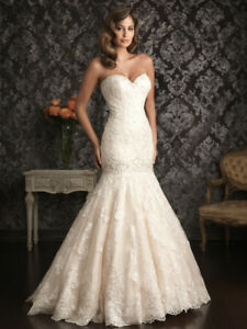 Brand New Designer Wedding Dress