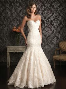 Brand New Designer Wedding Dress