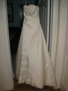 Wedding Dress - JAI International Style 9500