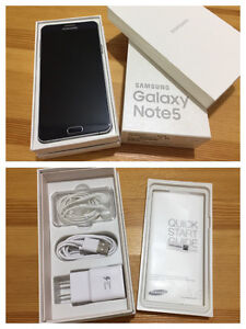 Samsung Galaxy Note 5 (64GB)+Samsung Wireless Charger+Case