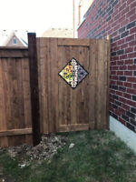 Fence and deck installation and repair
