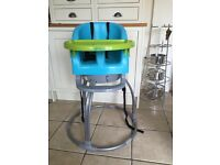 Hauck Turnaround 3 in 1 Baby Highchair