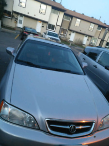99 ACURA TL 3.2L $1400 AS IS! 168,350km