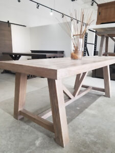Showroom CLEARANCE – Limited Time – Rustic Furniture