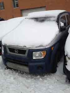 2005 Honda Element EXL SUV, Crossover (needs engine work)
