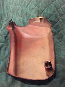 VINTAGE HONDAMATIC CM400A SIDE COVER Sarnia Sarnia Area image 2