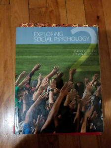 Exploring Social psychology 2nd canadian edition