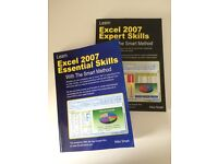 Learn Excel 2007 Books
