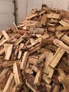 Best Quality Seasoned Birch Firewood in St.Albert  $35/bag