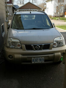 2005 Nissan for sale by owner. 128,500 kms asking $3500\OBO