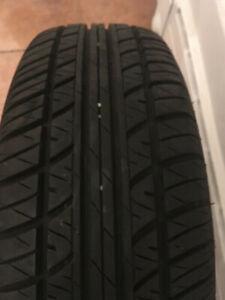 2 Winter tires Motomaster 185/65/14 60% left