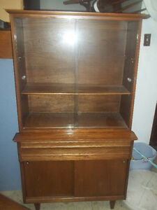 Vintage Solid Wood cabinet& More